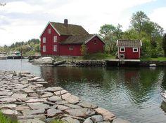 Borøykilen in Aust Agder County, Norway