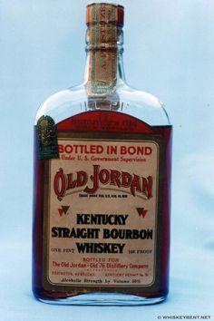 Old Jordan Kentucky Straight Bourbon Whiskey