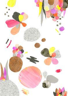 Pop Floral - Laura Blythman