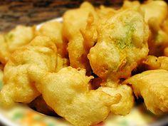 Verdure fritte in pastella di Laura Ravaioli
