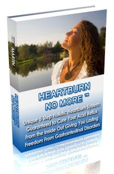 Jeff Martin Heartburn No More Review - Is Heartburn No More a Scam or Does Heartburn No More Really Work