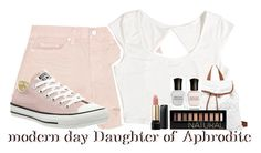 // modern day daughter of Aphrodite // Aphrodite, Daughter, Day, Modern, Polyvore, Cabin, Shopping, Collection, Design