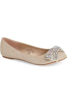 e7d23ed91981 Lauren Lorraine  Bali  Flat (Women) available at  Nordstrom Nude Flats