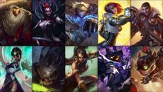 Here are this week's #lol free champion rotation   #LeagueOfLegends
