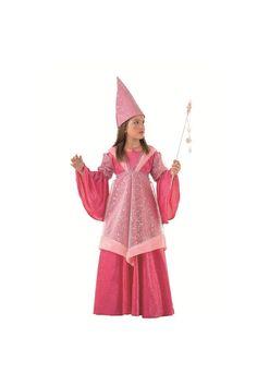 Disfraz de hada medieval niña