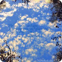 I've missed you-Haiku Blog