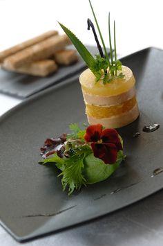 Our Chef Marc Le Roux's creation
