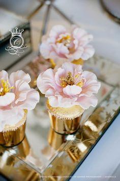 Gorgeous cupcakes