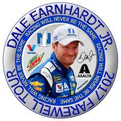 Dale Earnhardt Jr. farewell tour 2017