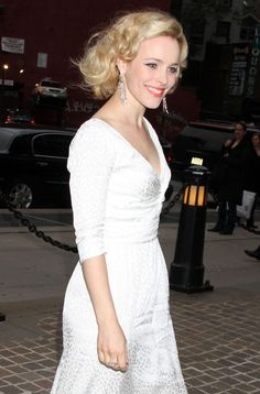 Smart Rachel McAdams ...Ritzy Hairstyles... Her first Hollywood movie was the 2002 comedy The Hot Chick.