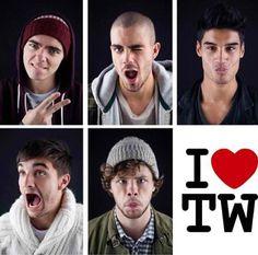#thewantedwednesday I just really like them.