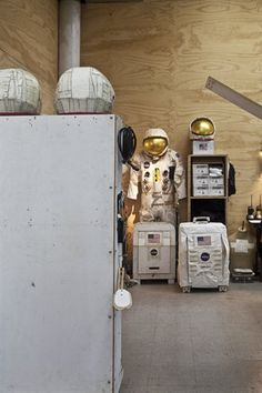 Tom Sachs: Galactic Vision  Inside Mission Control for the Artist's Voyage to Mars