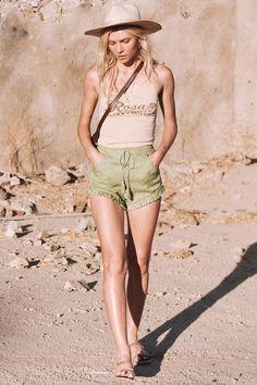 Sage Shorts - Sage