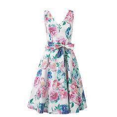 c039f872cf Floral Full Skirt Dress – Target Australia
