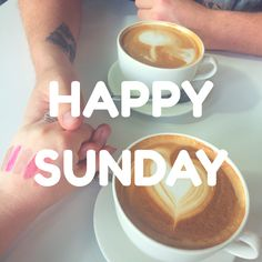 Happy Sunday from Betty Rage Beauty ❤ May your Sunday be filled with coffee & cuddles xx