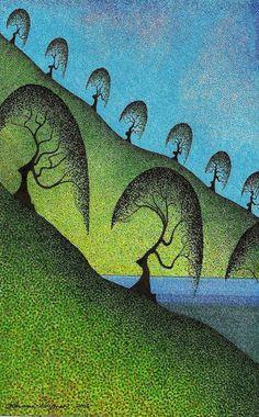 trees, trees trees