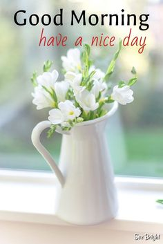 Good Morning... Good Morning Today, Good Morning Thursday, Morning Pics, Morning Pictures, Happy Wednesday, Good Morning Images, Morning Greetings Quotes, Good Morning Messages, Good Morning Wishes