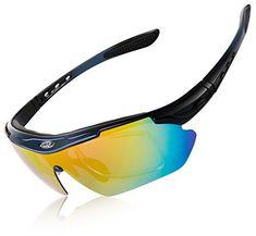 9f74cebce7a JAVIOL Polarized Sports Sunglasses for Men Women Golf baseball Sunglasses  uv Protection