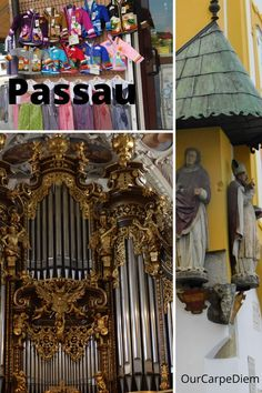 Did you know that Passau, Germany is like the Pittsburgh of Bavaria? Top Things to do in Passau! Executioners, salt, rivers and an immense organ. New Travel, Travel Usa, Stuff To Do, Things To Do, Europe On A Budget, Time Of Your Life, European Destination, Best Blogs, Carpe Diem