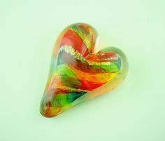 Love the Hearts by Julie McDowell on Etsy