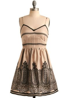 Conservatory of Dresses Frock