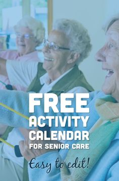 22 Awesome Activities for Nursing Homes Assisted living