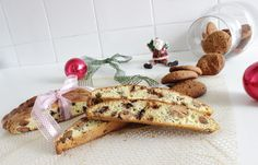 Italian biscotti and ginger cookies for Christmas :)