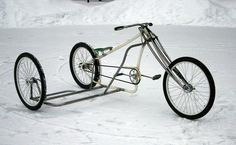 2 wheel w/sidecar