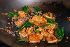 Home-Style Tofu Stir-fry, by thewoksoflife.com