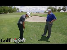 Fix The Gaps In Your Game With Rickie Fowler: The Short Shot Over Sand - YouTube