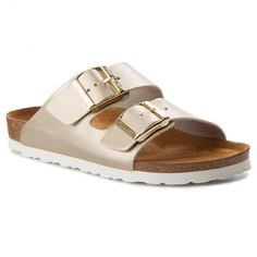 Σανδάλια TAMARIS - 1-27525-20 Gold 940 Birkenstock Arizona, Gold, Shoes, Style, Fashion, Swag, Moda, Zapatos, Shoes Outlet