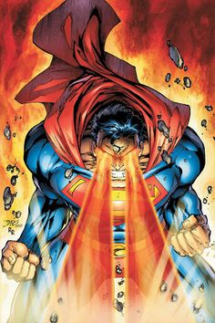 Superman, por Ed Benes