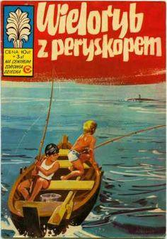 "Seria: ""Kapitan Żbik"" ""Wieloryb z peryskopem"" Painting, Art, Art Background, Painting Art, Kunst, Paintings, Gcse Art"