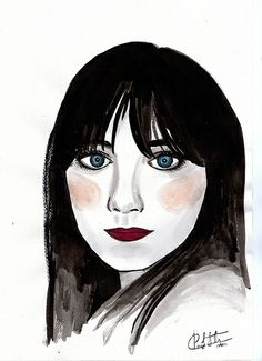 Inspired in Zooey