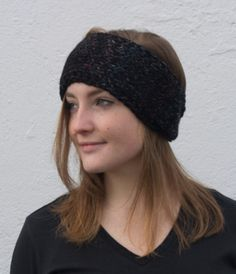 Super Chunky Headband - A... - Positively Loopy | Scott's Marketplace