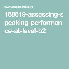 168619-assessing-speaking-performance-at-level-b2