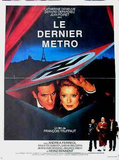 Le dernier métro - François Truffaut - 1980