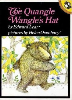 The Quangle Wangle's Hat: Edward Lear: 9780140500622: Amazon.com: Books