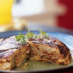 Tortilla Española (Spanish Potato Omelet) Recipe | MyRecipes.com