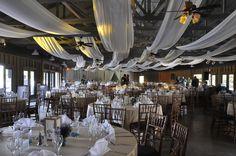 Newly redesigned interior here at Peachtree Pointe. #weddings #LakeLanierIslands
