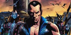 Marvel's Namor Is Back From The Dead