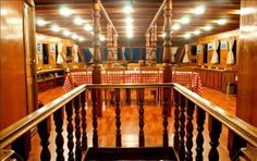 View of the Saloon