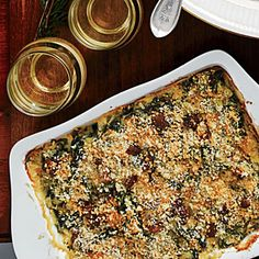 Collard Greens Gratin | Christmas Holiday Side Dish Recipes - Southern Living Mobile