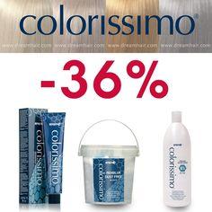 ⭐TARJOUS ! ⭐⠀ ⠀ Colorissimo kestovärit ammattilaisille -36% DreamHair verkkokaupasta ja myymälöistä ! Saat kaikki edulliseen hintaan, maksaa voit myös osamaksulla tai laskulla.⠀ ⠀ 👉 Colorissimo kestovärit -36%⠀ 👉 Colorissimo hapetteet -36%⠀ 👉 Colorissimo vaalennusainee Water Bottle, Drinks, Phone, Hairstyle, Wedding, Drinking, Hair Job, Valentines Day Weddings, Beverages