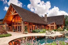 http://lakecountyonline.com/wp-content/uploads/2014/07/home-design-luxury-wooden-house-with-spacious-courtyard-and-pool-and-plants-also-wooden-foundation-and-stone-floor-also-stone-pillar-and-stone-chimneys-best-ideas-for-wood-home-architecture-spectac.jpg