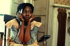 Whoopi Goldberg, the Color Purple