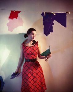 myvintagevogue.: Vogue 1940's - photo by Cecil Beaton