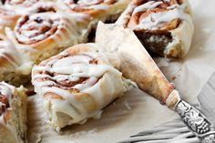 Love cinnamon rolls as much as we do? Make 'em like this!!