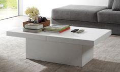 Ideas para decorar mesas de centro. Mesa Aiko de Kibuc