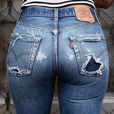 Sexy Jeans, Jeans Fit, Jeans Pants, Ripped Jeans, Denim Jeans, Skinny Jeans, Beste Jeans, Denim Vintage, Preppy Outfits